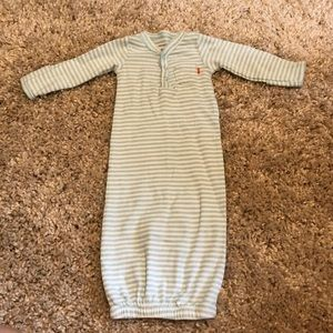 Newborn sleep gown